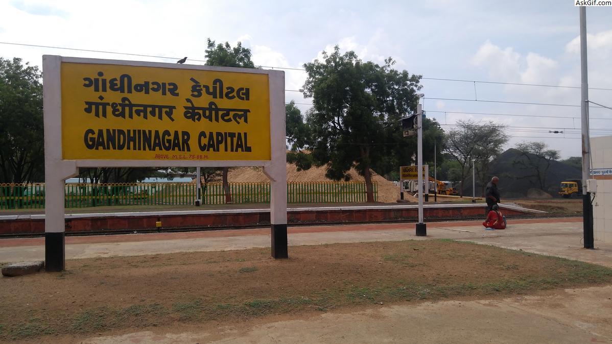 गांधीनगर में देखने के लिए शीर्ष स्थान, गुजरात