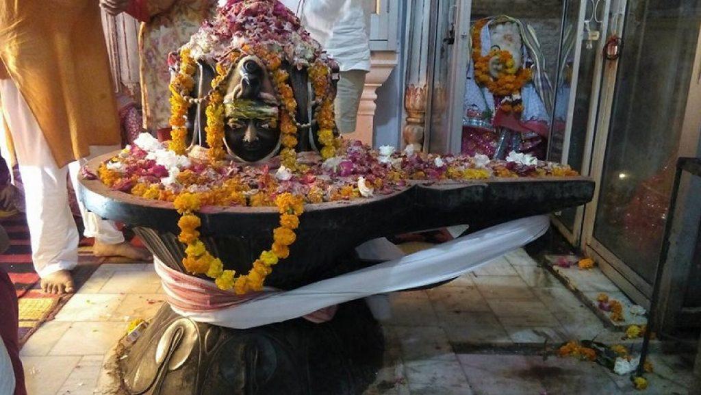 7. Sambhalheda Panchmukhi Shivling