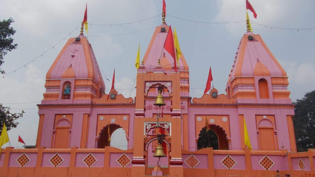 1. Maa Kela Devi Mandir