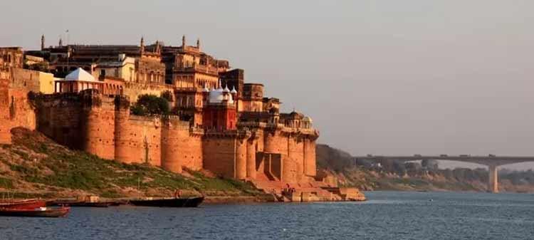 10. Ramnagar Fort