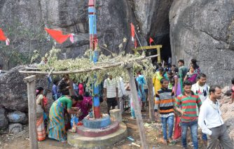 2. Sakal Narayan Cave and temple