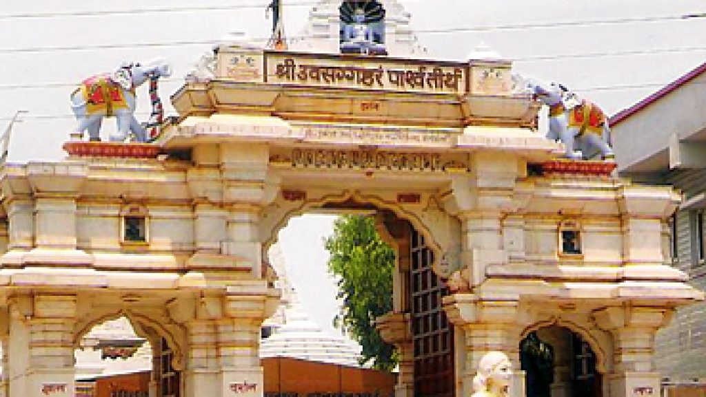 2. Shri Uwassaggaharam Parshwa Tirth, Nagpura