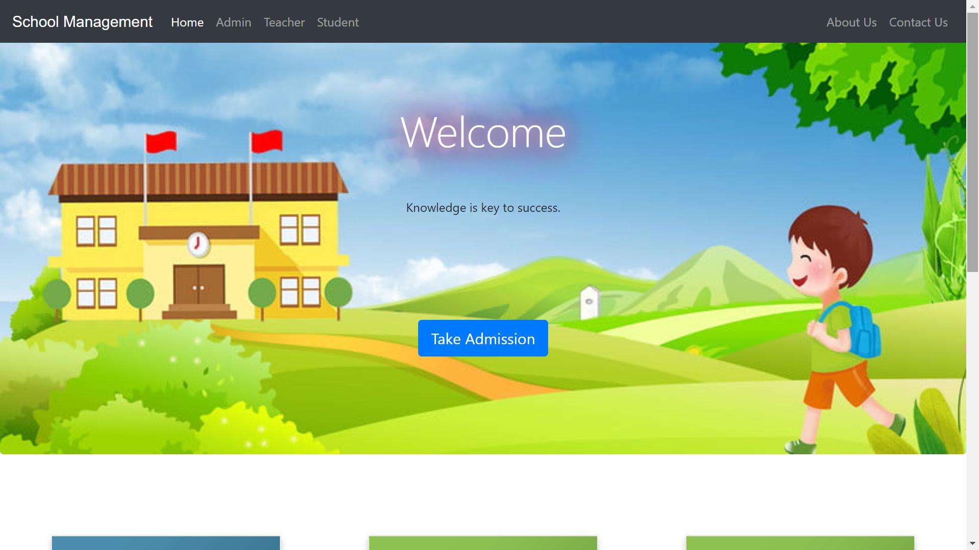 homepage snap