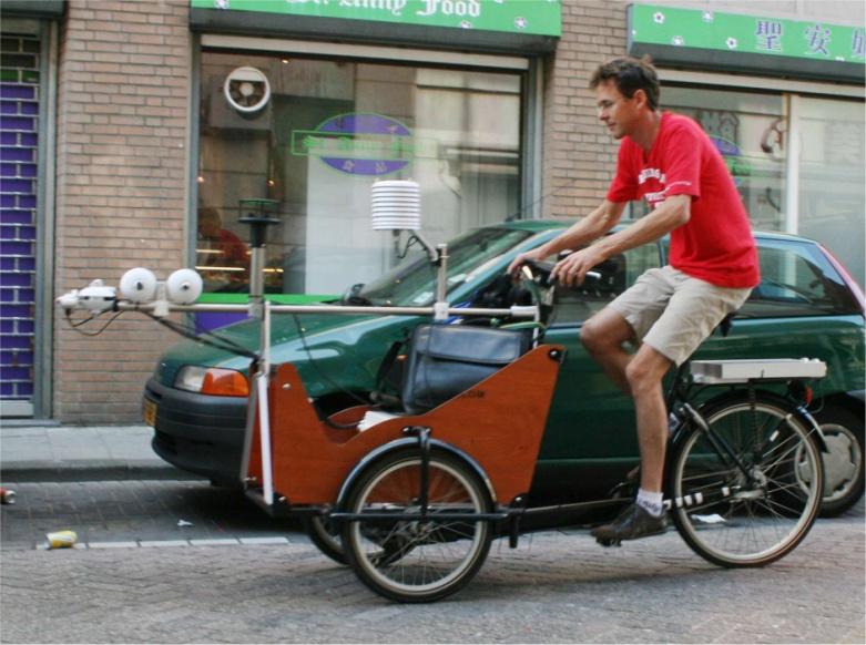 Special cargo bikes