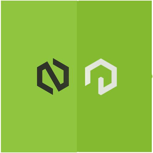 nodepress logo