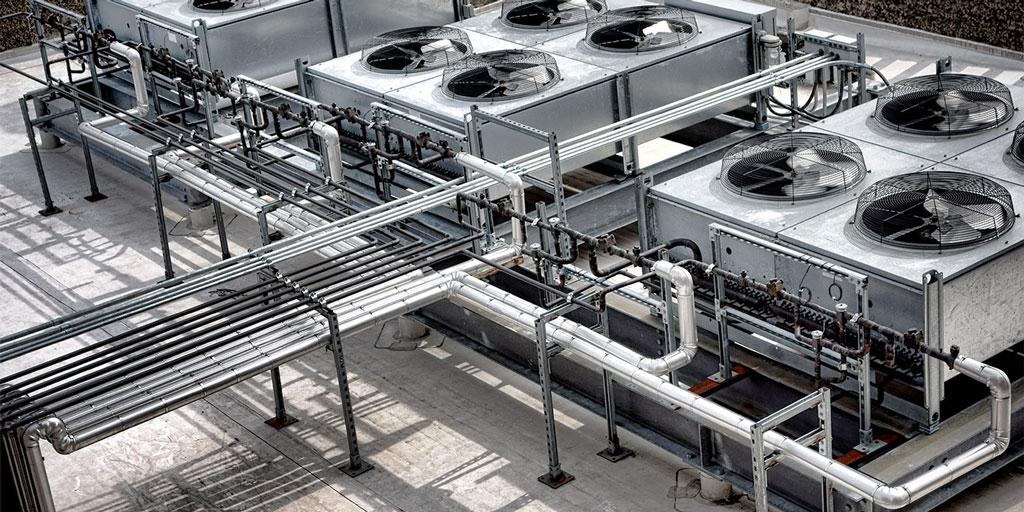 Вентиляционная система «чиллер» — «фанкойл»