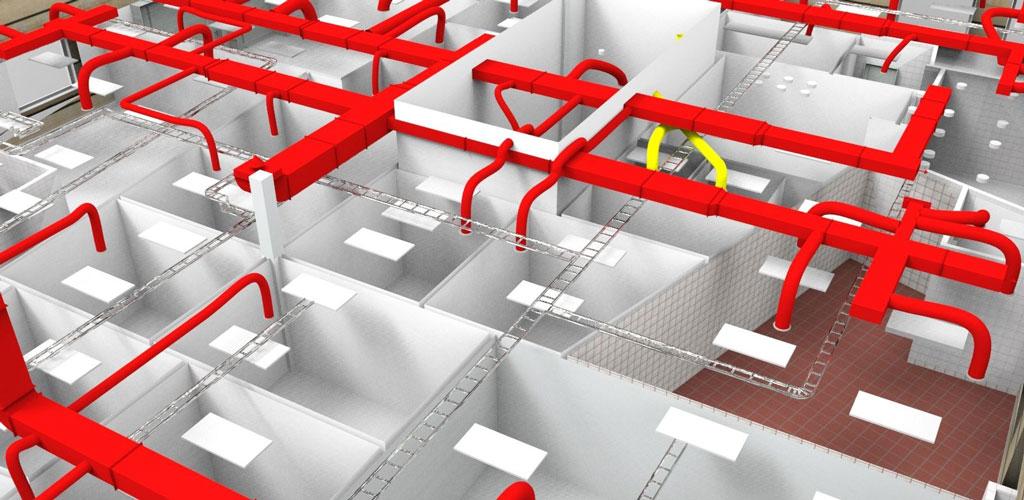 Проектирование вентиляции и кондиционирования производственных помещений