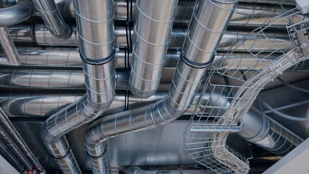 Естественная и комбинированная вентиляция и кондиционирование производственных помещений