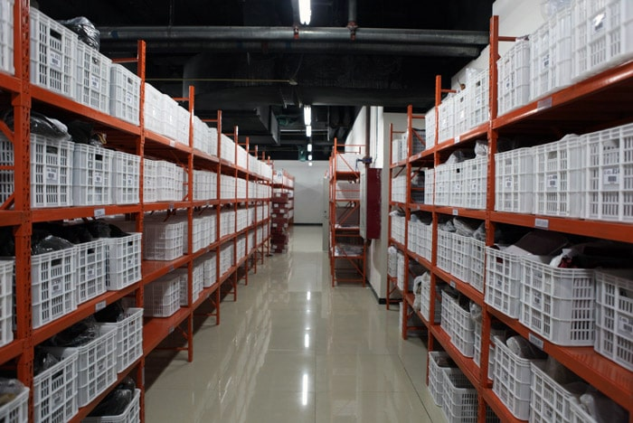 Автоматизированный склад хранения медикаментов