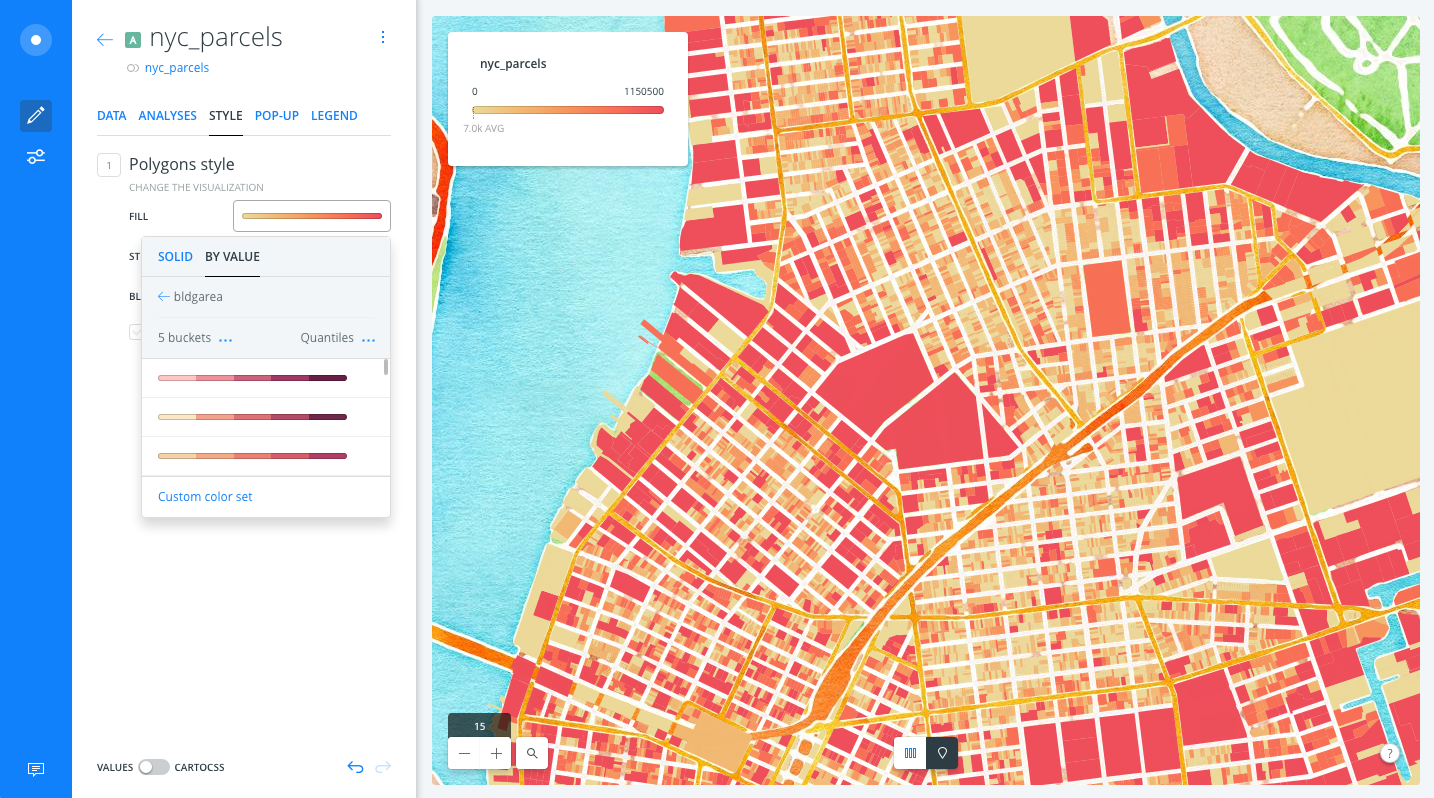Github Chriswhong Cartodb Bootstrap Template Taxi Techblog 2 Leaflet D3 And Other Frontend Fun