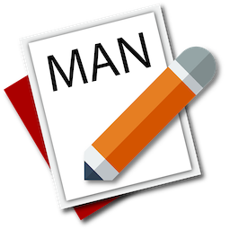 Native Mac man page editor with syntax coloring, mandoc syntax checking & live preview.