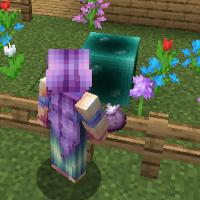 Block of Ender Pearls