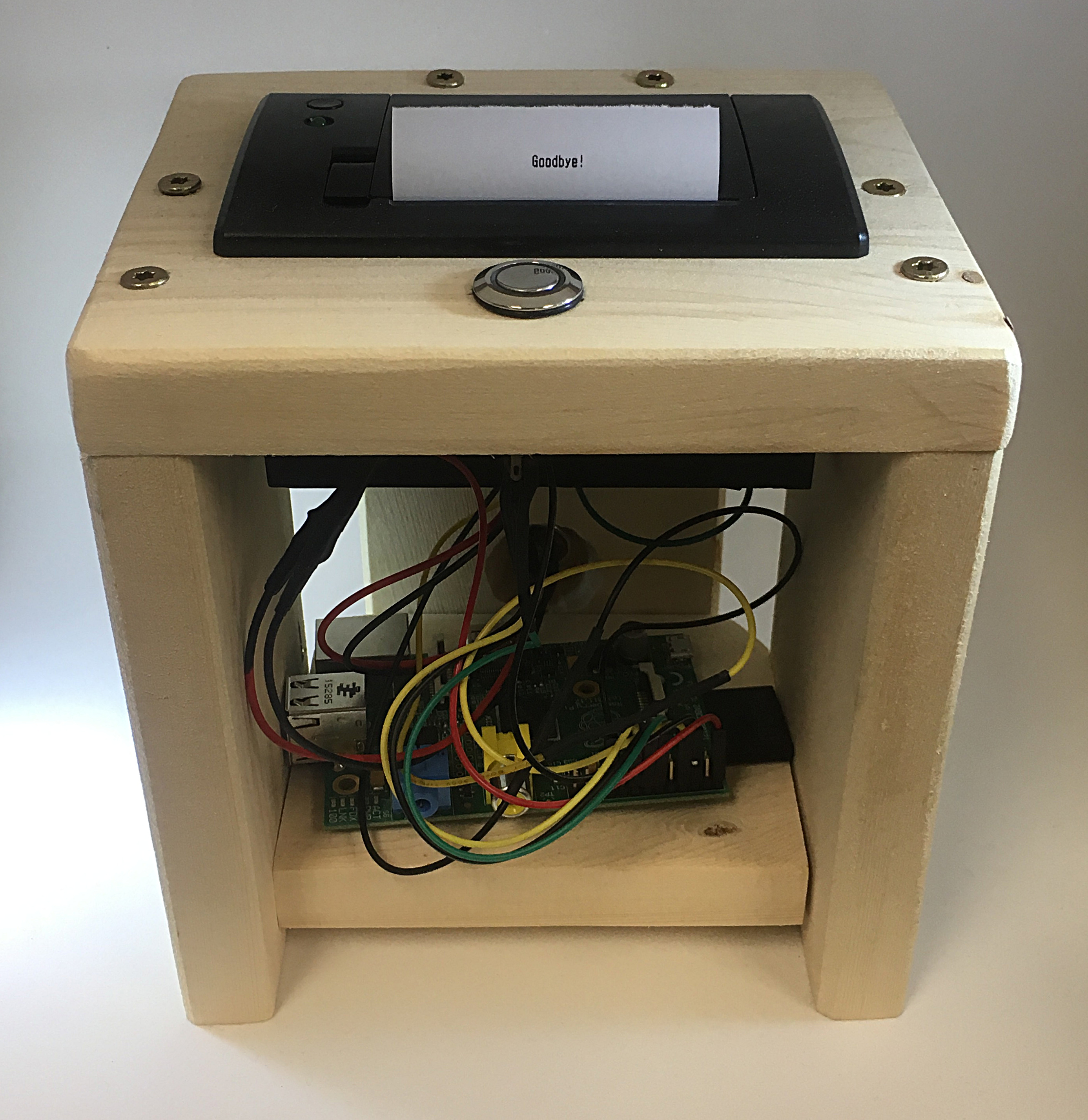 poemBot open case