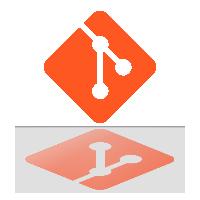 Mirror Git Repository Logo
