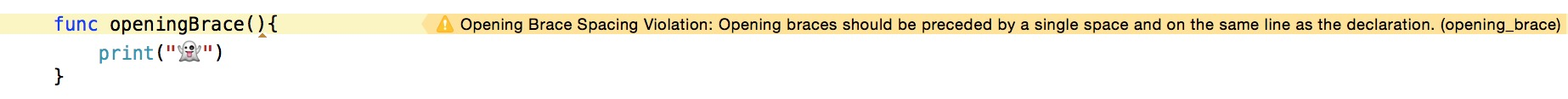 opening_brace