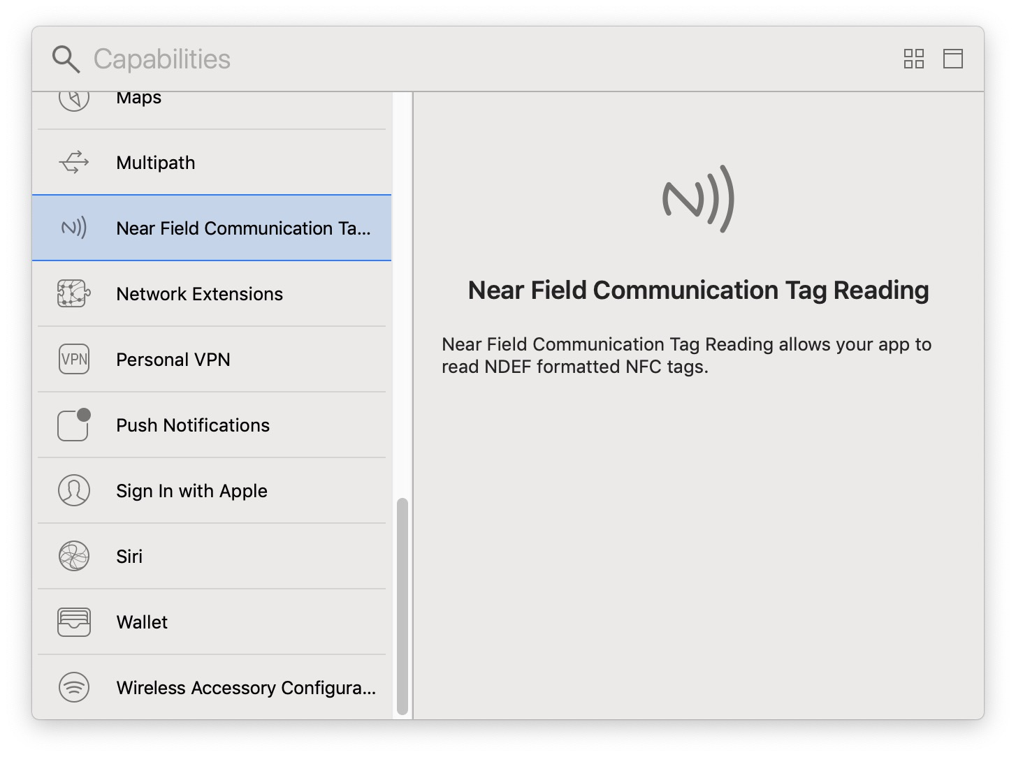 53 First steps with NFC on iOS 13 – swifting io