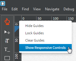 Responsive Controls