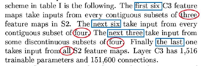 LeCun 论文中的解释