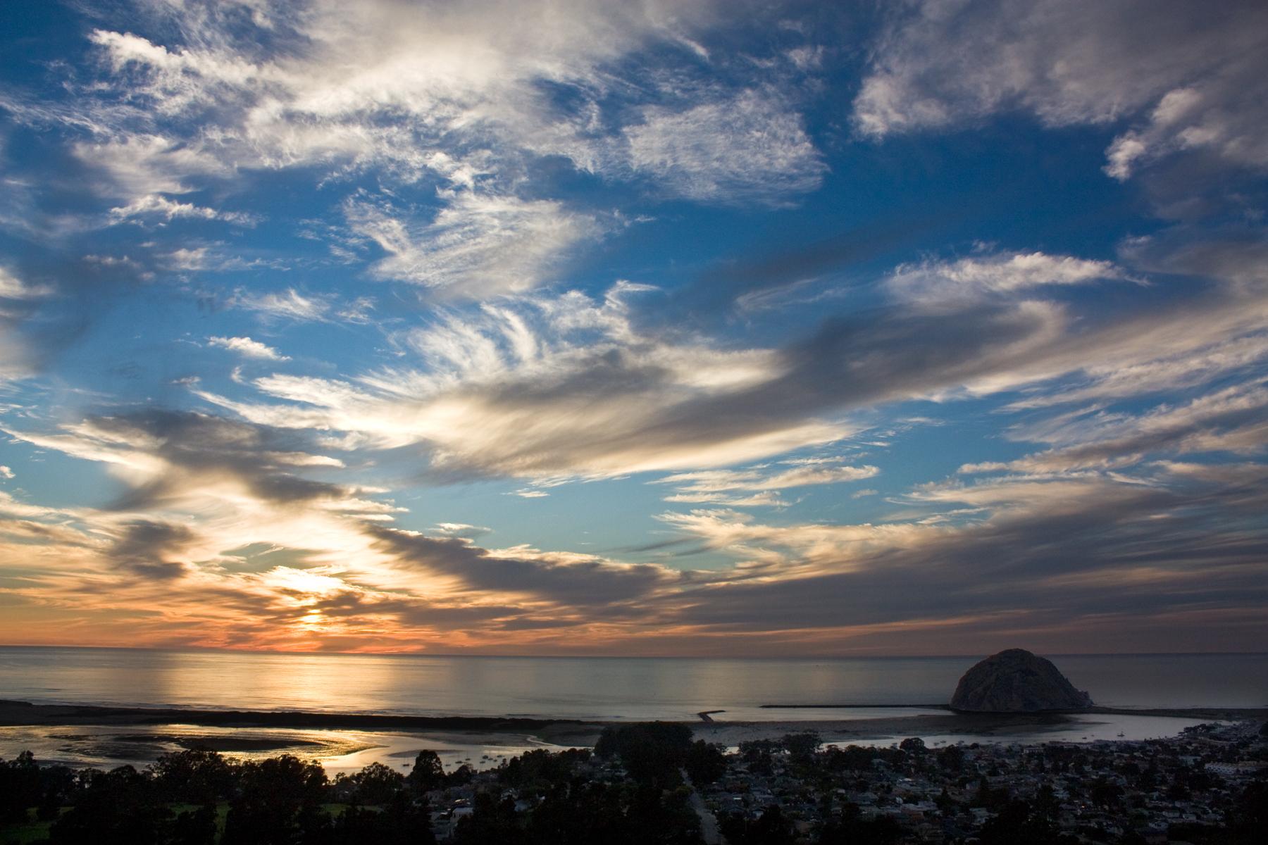 My hometown: Morro Bay, California