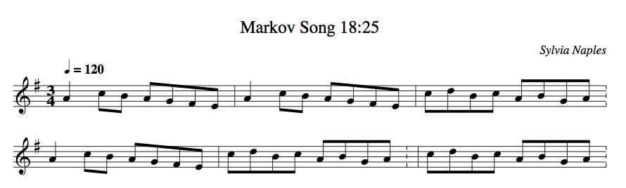 example of song