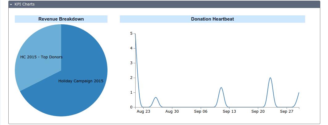 Campaign KPI Charts
