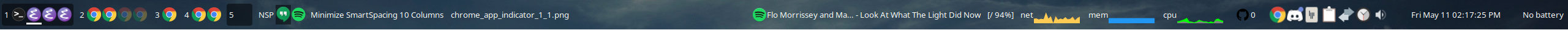 "<a href=""https://github.com/taffybar/taffybar/blob/master/doc/screenshot.png"">https://github.com/taffybar/taffybar/blob/master/doc/screenshot.png</a>"