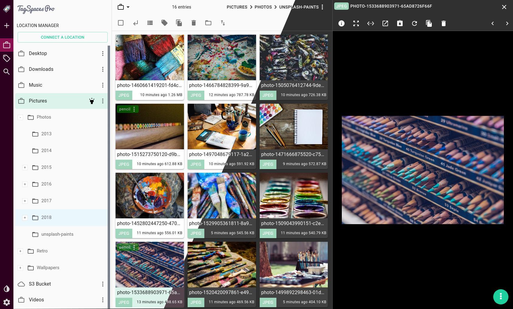 TagSpaces Desktop