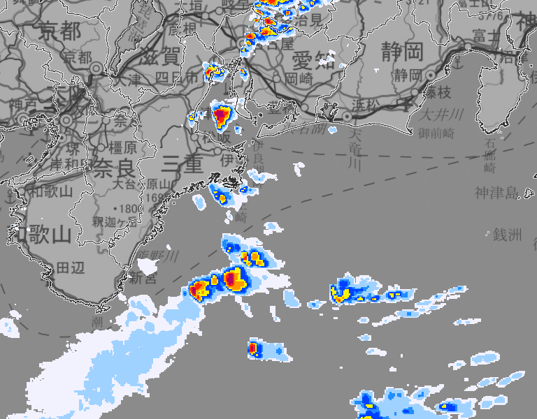 example image downloaded from jma.go.jp