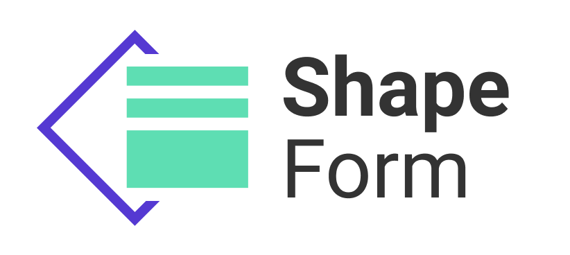 ShapeForm Logo