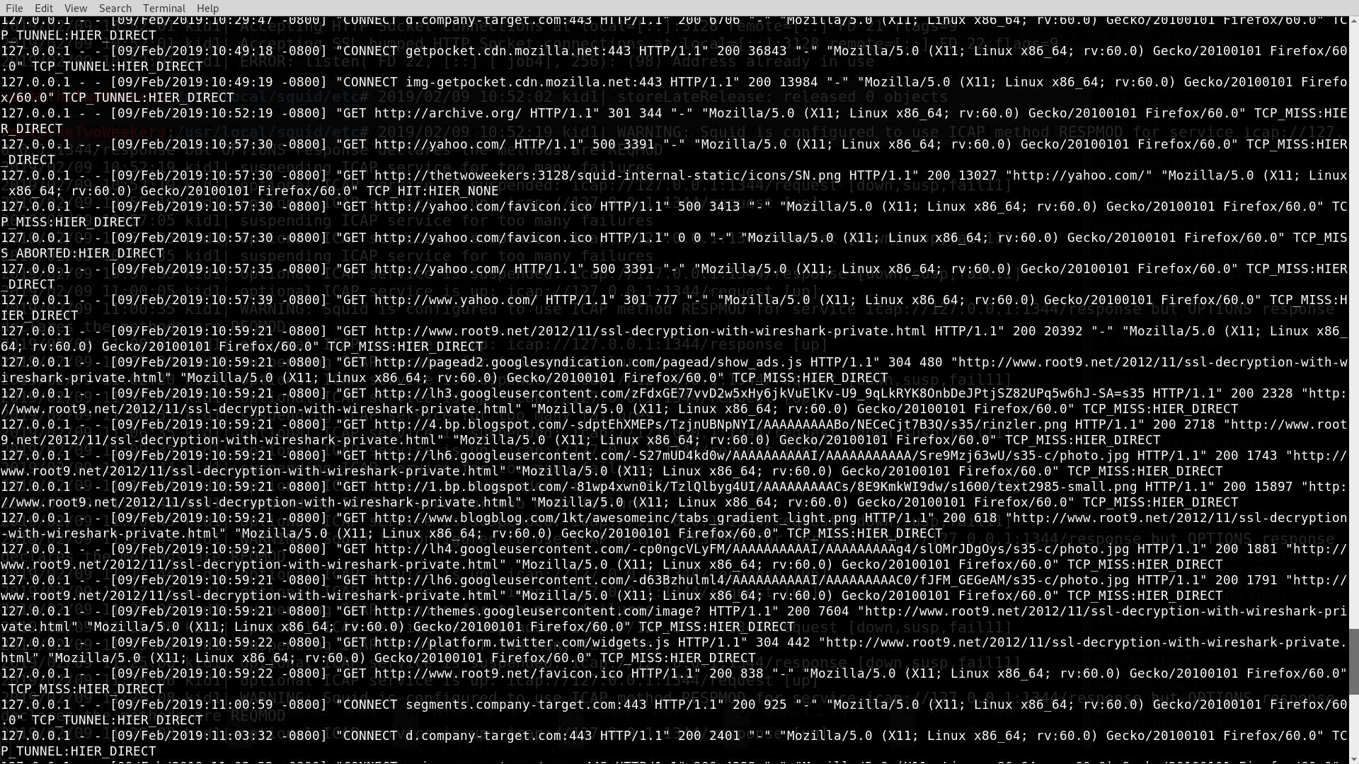 Practical SSL/TLS Attacks and Decrypting Web Traffic - Cybrary