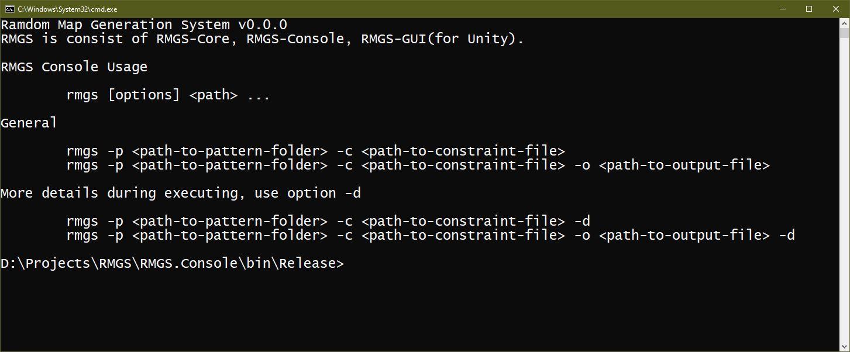 RMGS.Console