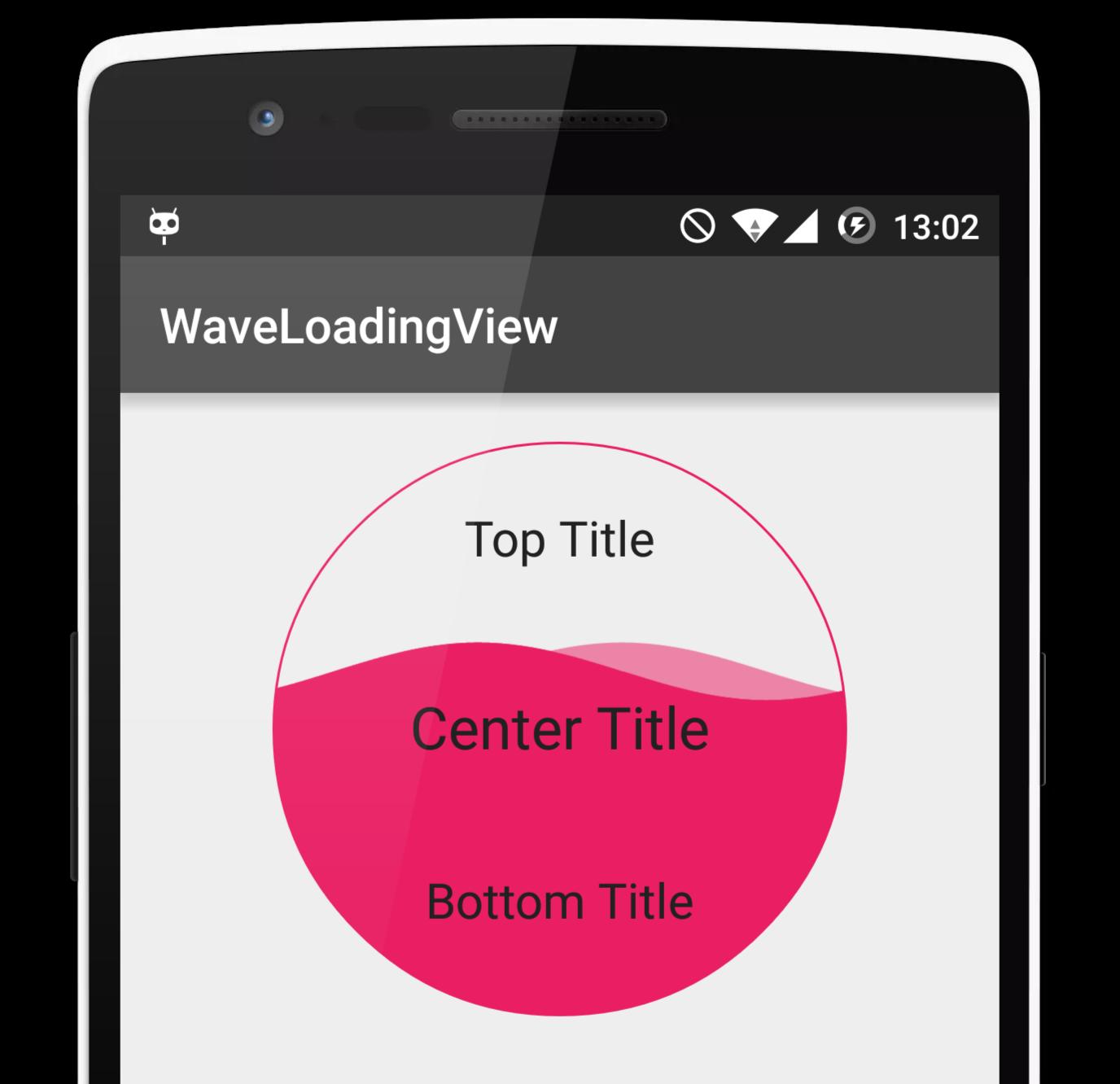 WaveLoadingView