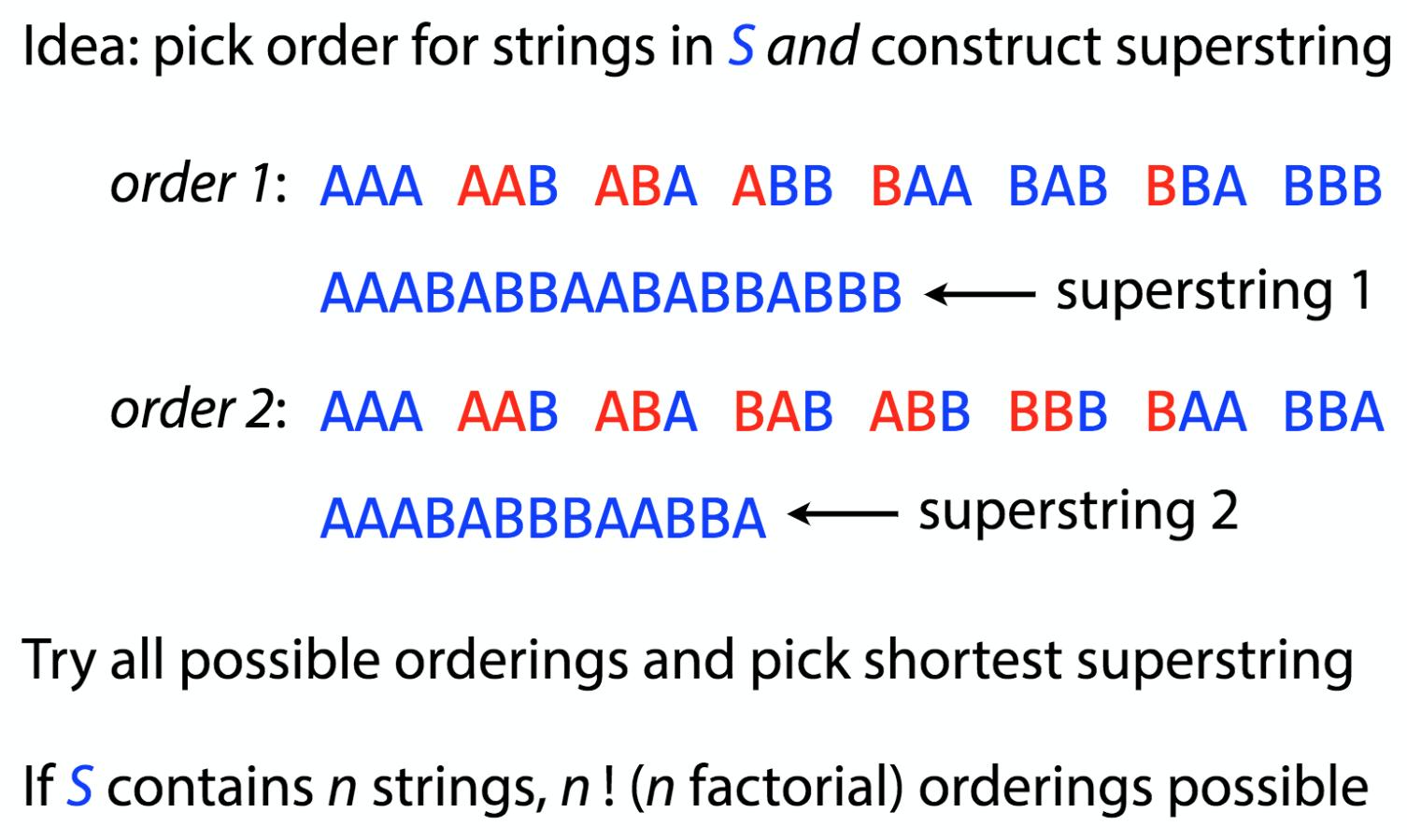 Algorithms for DNA Sequencing - Xiaotian Tang