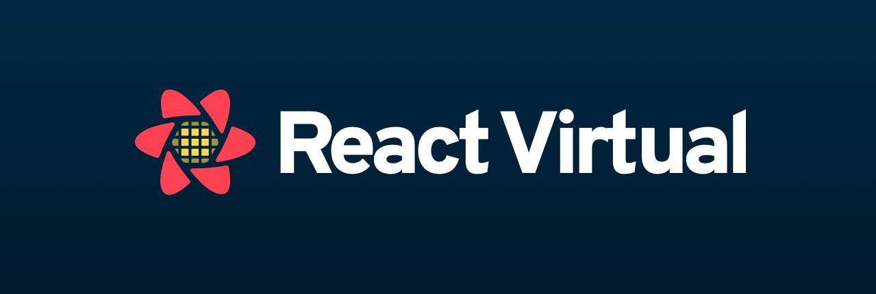 React Virtual Header