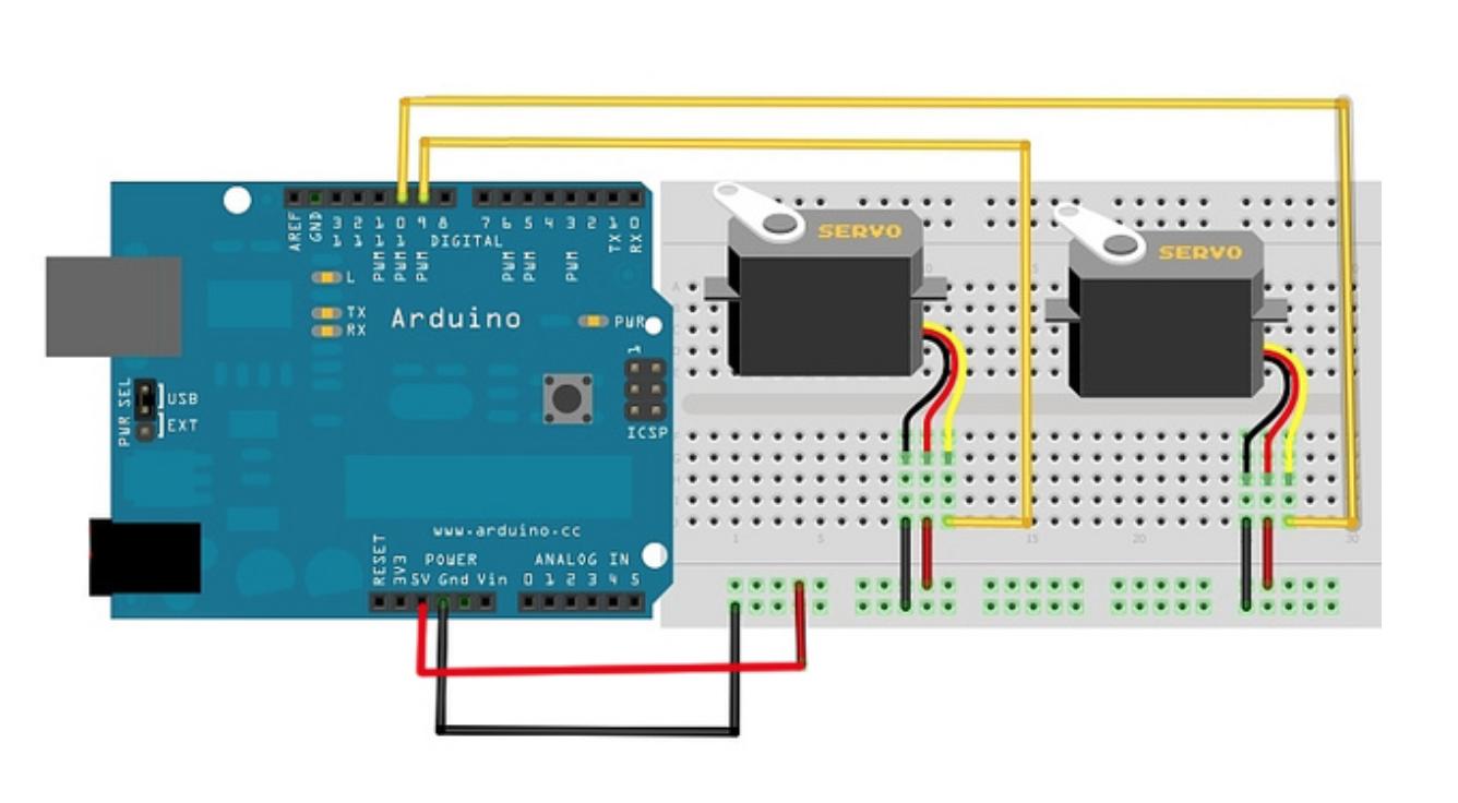 Unity Arduino Examples - UnityList