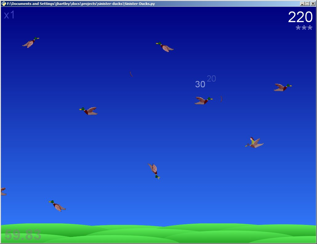 Sinister Ducks 1.0.2