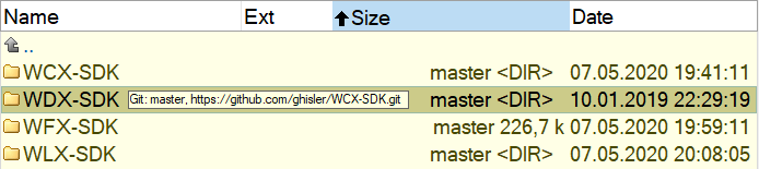 WDX_GitCommander