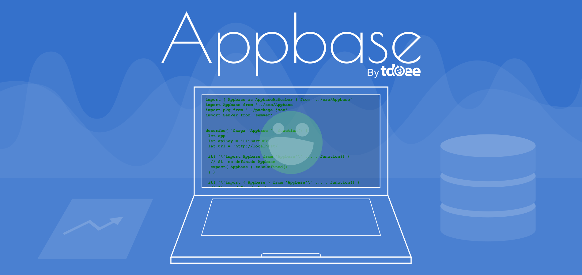 Appbase Background by tdoee