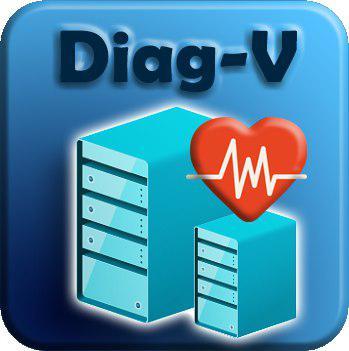 Diag-V icon