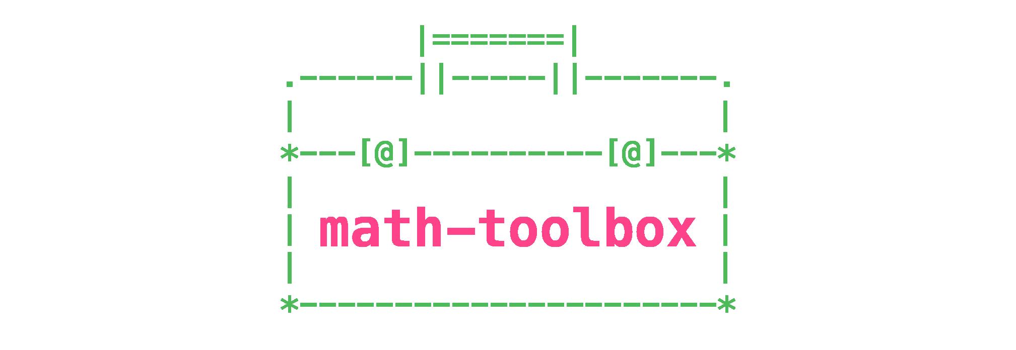 math-toolbox