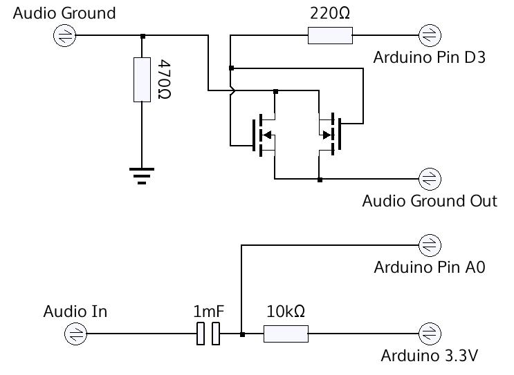 Basic mono schematic