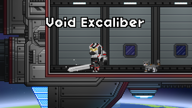 The Void Excalibur