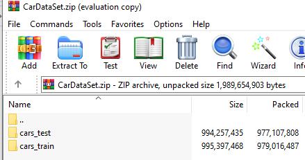 data folder train