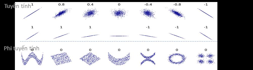 correllation, mô hình dự báo