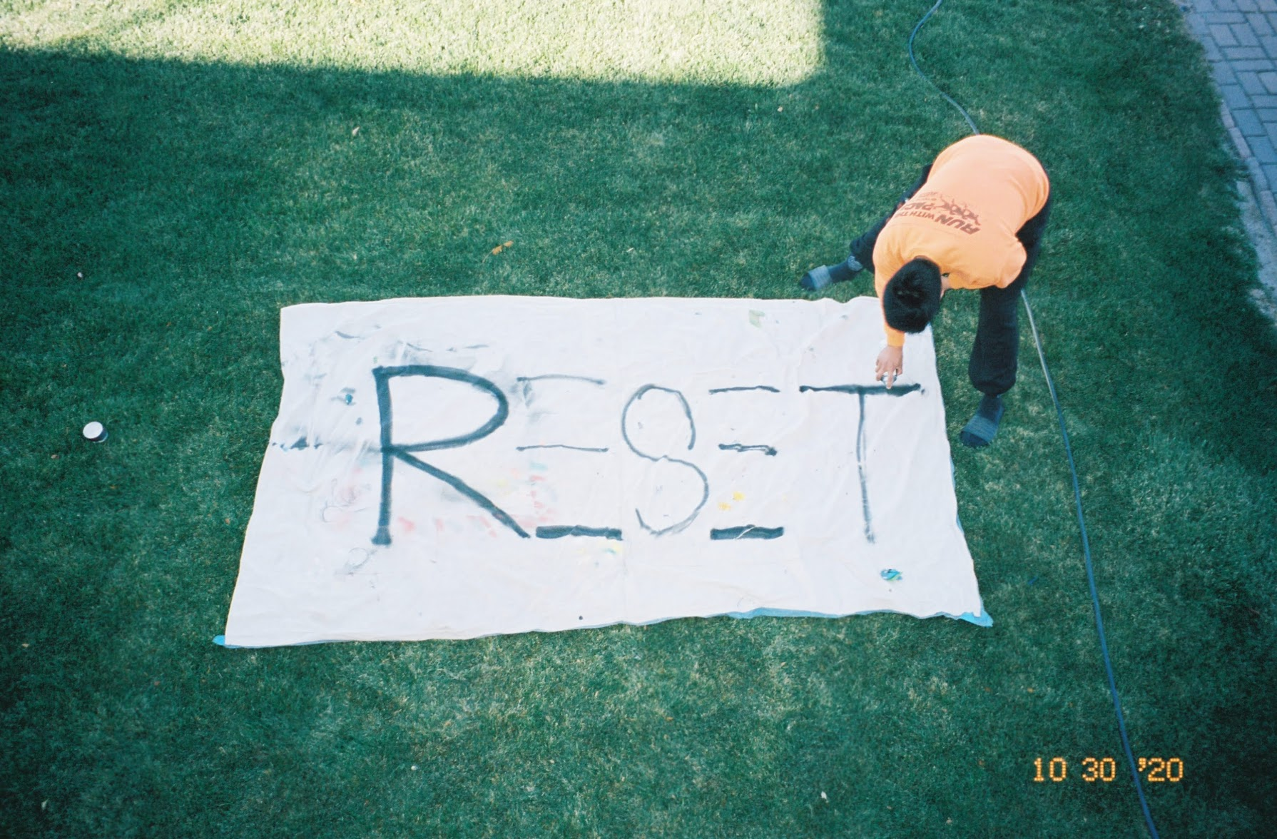 Sign of reset