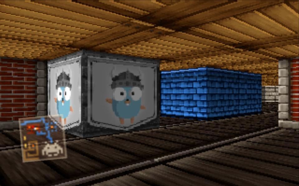 Go Maze Screenshot 1