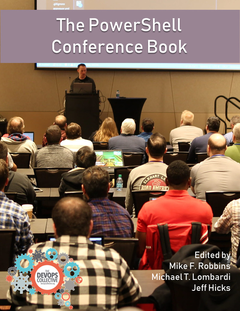 PowerShell Conference Book Volume 1