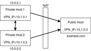 docker run net host
