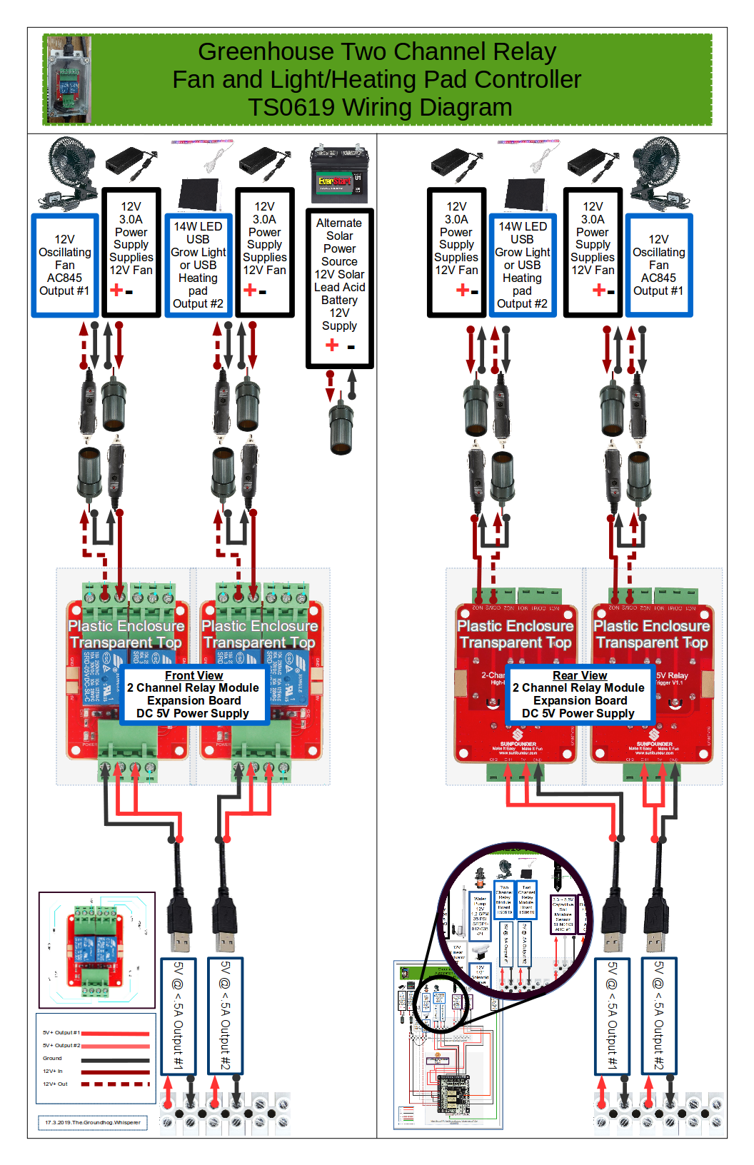 Wiring Diagram For Greenhouse