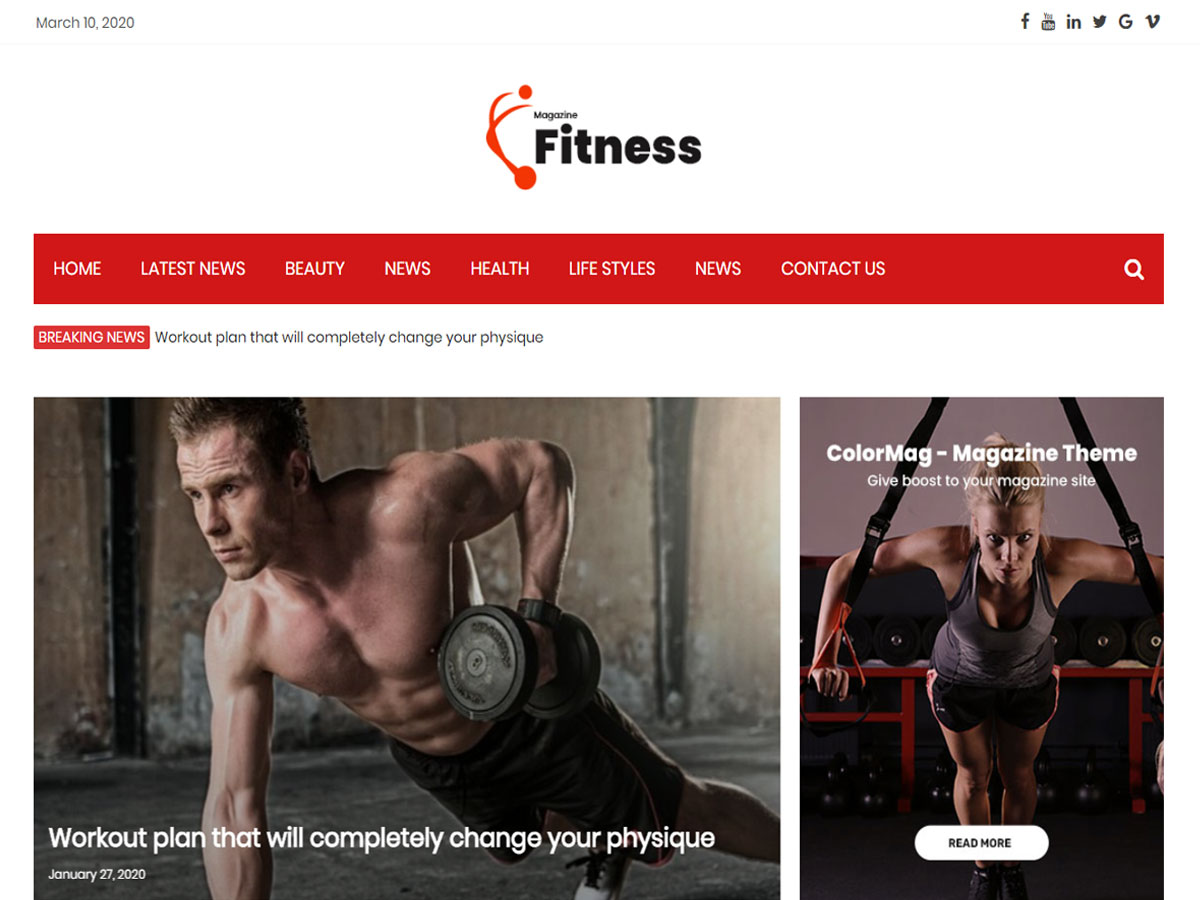 colormag-pro-befit
